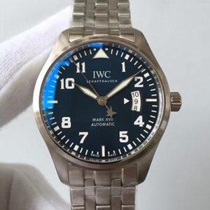IWC Pilot Mark XVII Le Petit Prince IW327014 MKS Factory Blue Dial