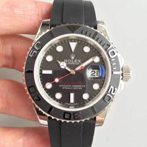 Rolex Yacht Master Custom 116655 40mm AR Factory Stainless Steel Case