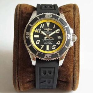 Breitling Superocean 42 Abyss Yellow A1736402/BA32 ZF Factory Black & Yellow Dial