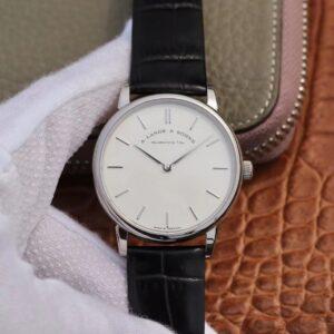A. Lange & Sohne Saxonia Thin White Gold 201.027 SV Factory